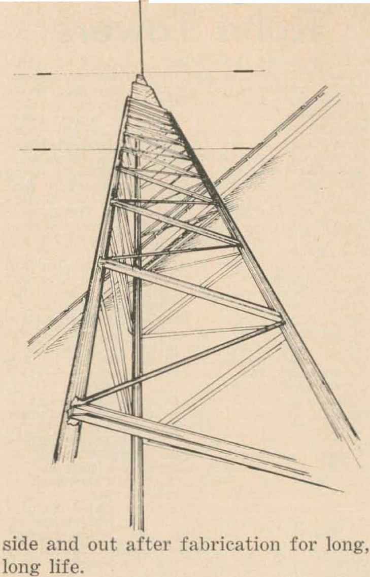 Erection Tower Electron
