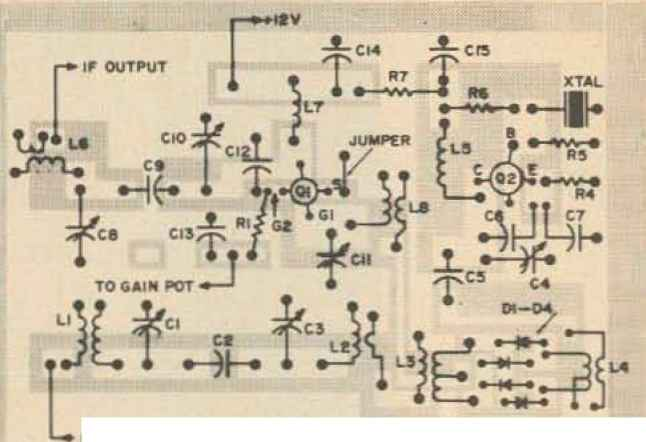 Mhz Transverter Schematic