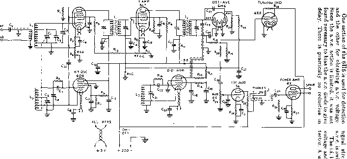 Schematic Tube 6k7 Preamplifier