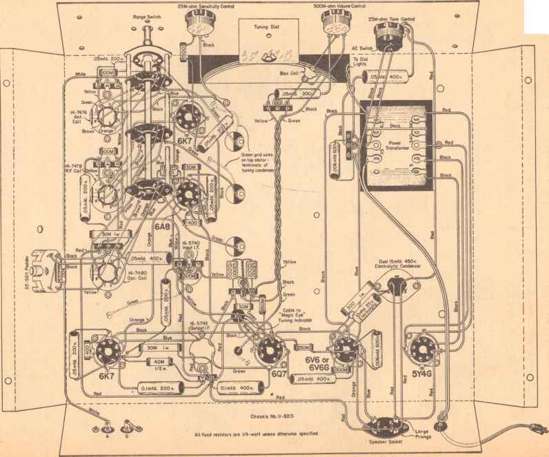 Pictorial Wiring Diagrams