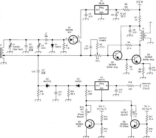 Mrf136 Amplifier