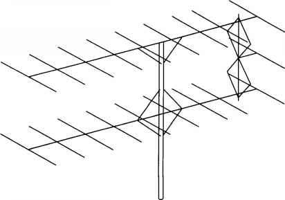 Double Quad Antenna