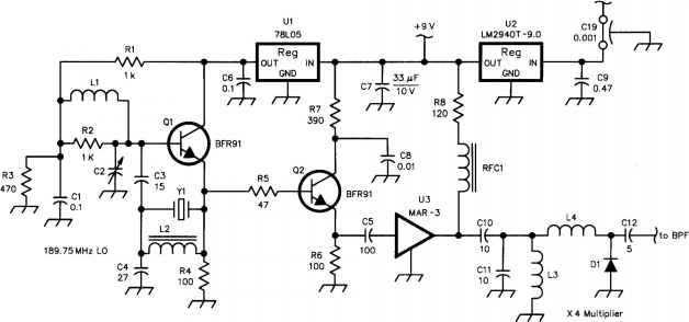 Amplifier Cly5