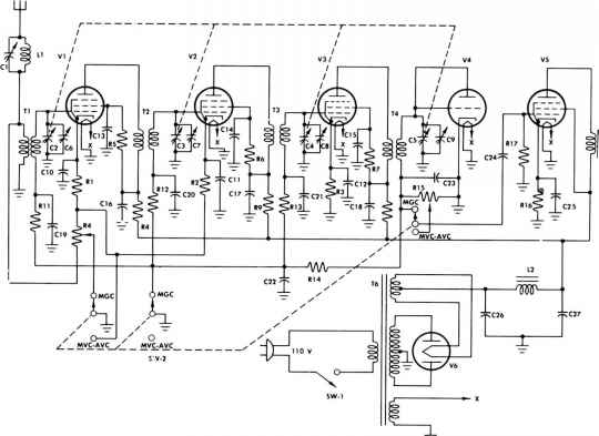 Trf Tube Schematic Pictures