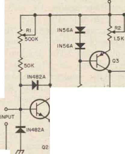 Radio Repair Signal Tracer Circuit