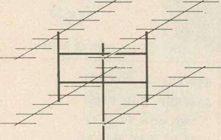 8jk Lazy H Antenna - Radio Amateur 05-1969 - Amateur Radio Archive