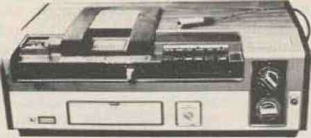 Quasar Video Tape Recorder