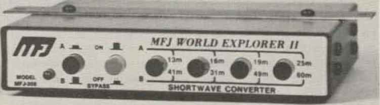 Car Radio Shortwave Converter