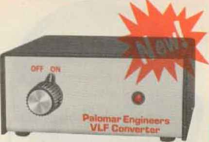 Palomar Engineers Vlf Converter